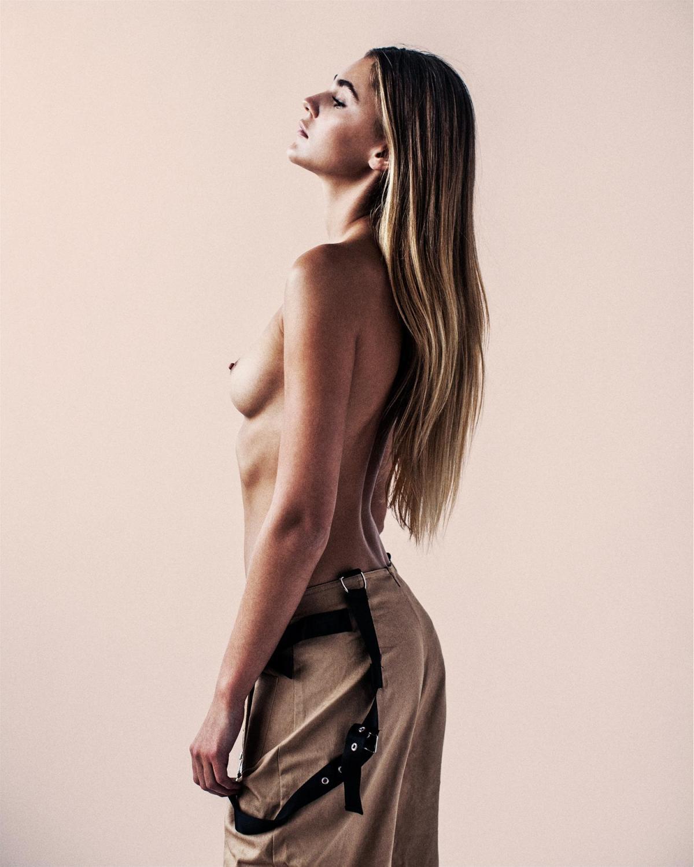 Stefanie Giesinger by Cory Vanderploeg