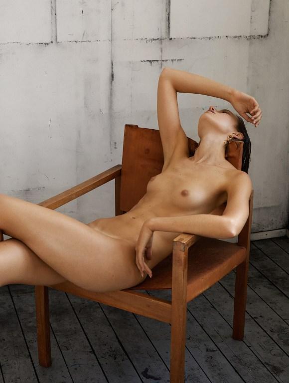 Cato van Ee by Fleur Bult for Vogue Ukraine