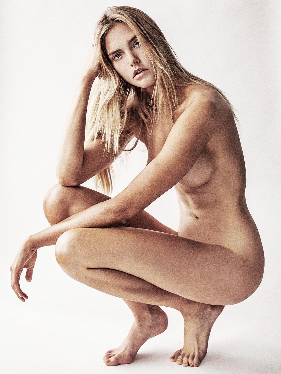 Milf skinny nude