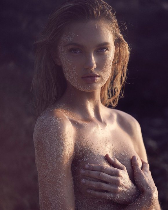 Romee Strijd by Zoe Grossman