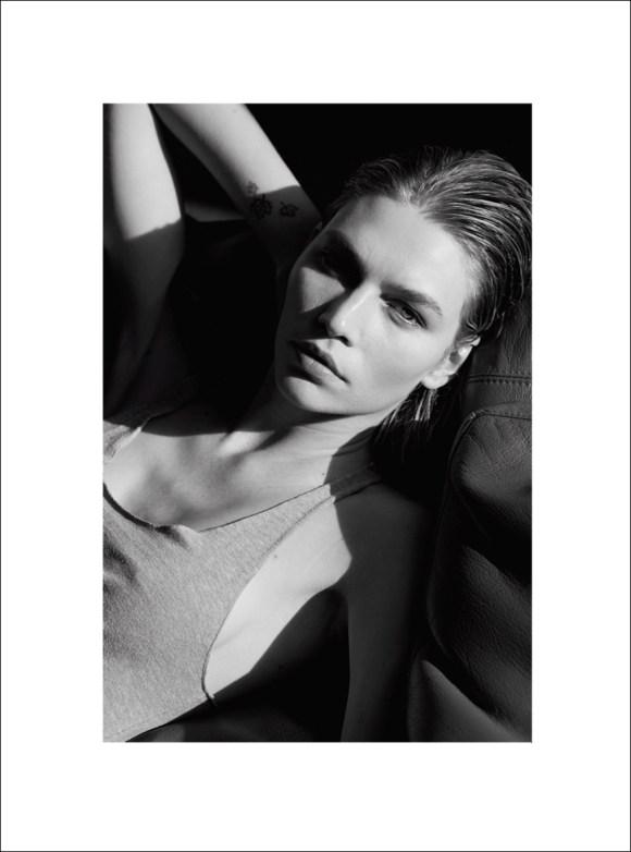 Aline Weber by Adam Franzino