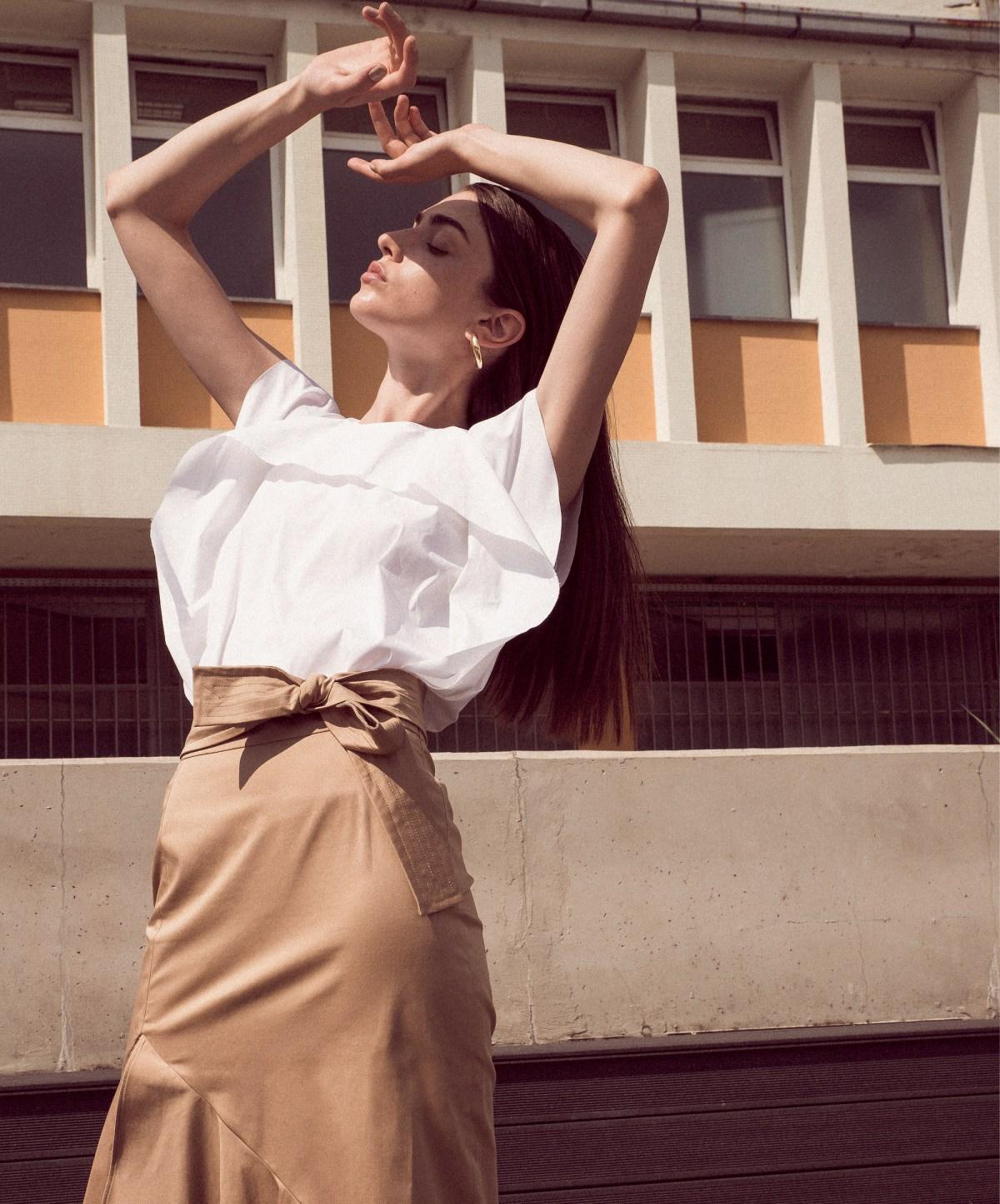 Dan Kic by Marko Vulevic and Vladimir Ilic for Harper's Bazaar Serbia