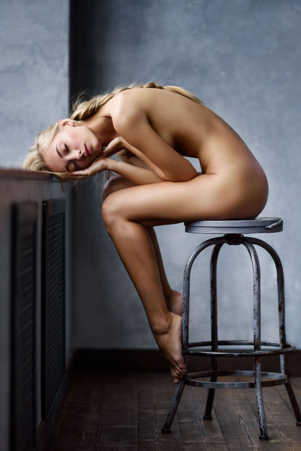Anna Ioannova by Sacha Leyendecker