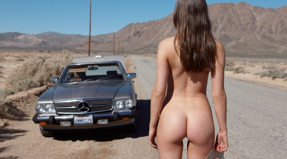 Elsie Hewitt by Stephan Würth for Playboy