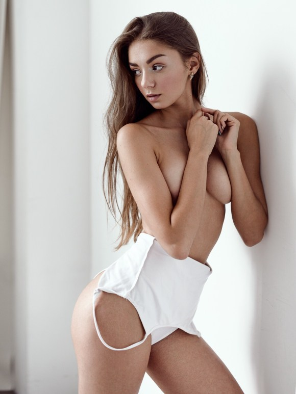 Liza Sokolova by Alexander Mukhin
