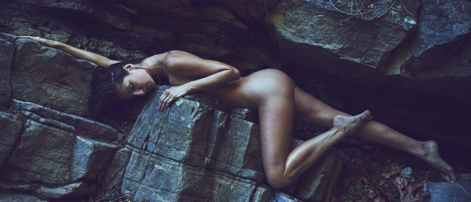 Ana Walczak Nude stefan rappo - portraits of girls