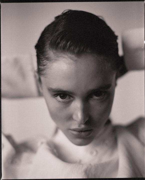 Aliyah Galyautdinova by Roman Mashevsky