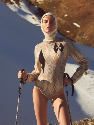 Amanda Norgaard by Andreas Ortner for Myself 1