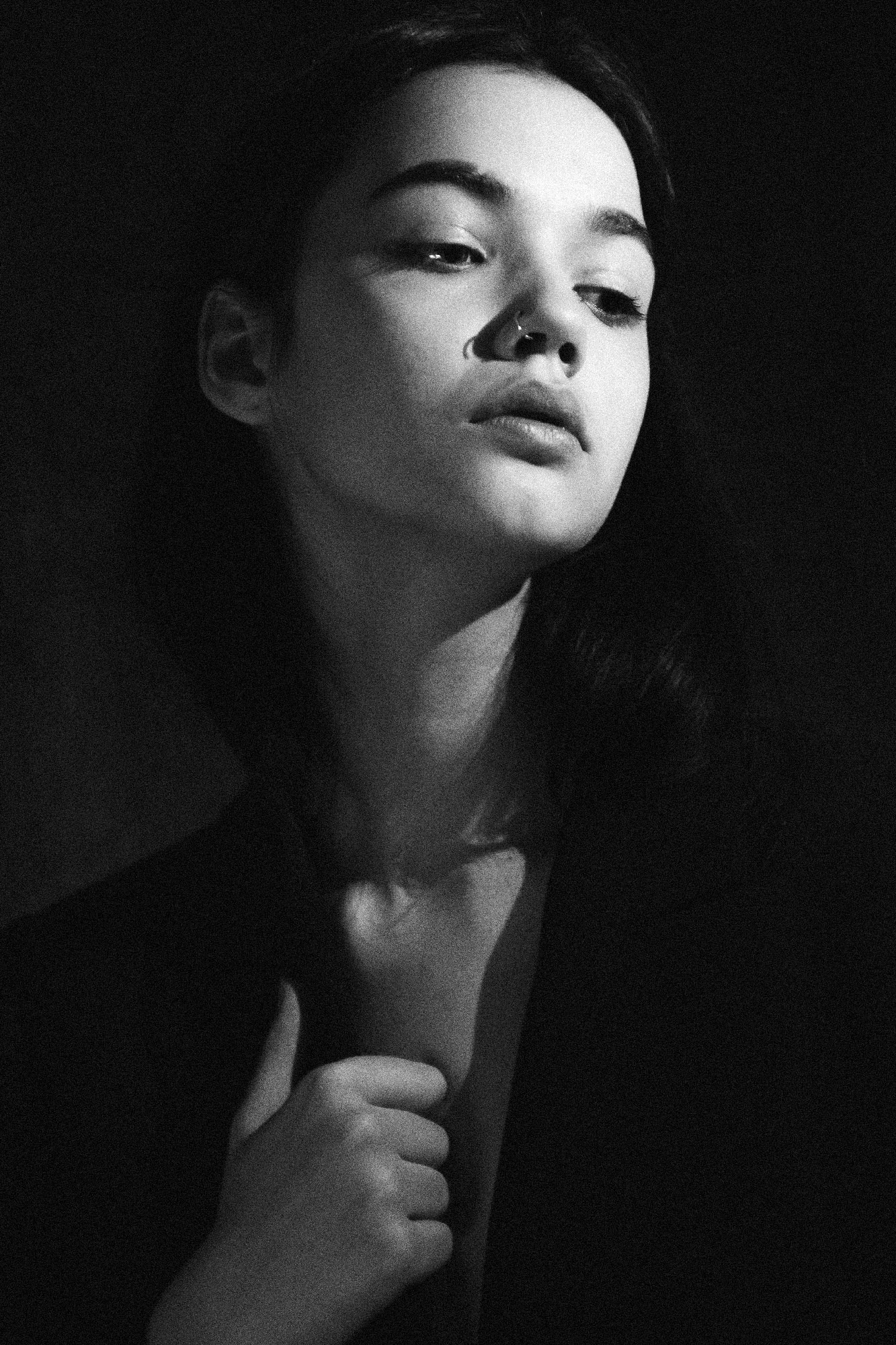 Dasha Ilyuschits by Arnaud Ele