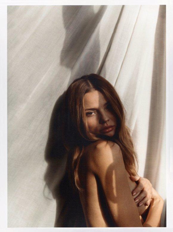 Magdalena Frackowiak by Adriana Roslin for GQ Spain