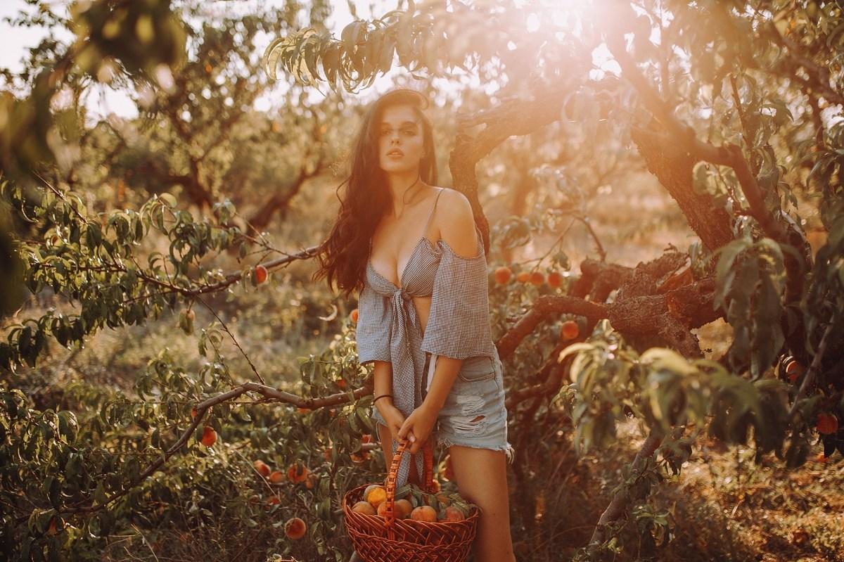 Alina by Evgeny Freyer