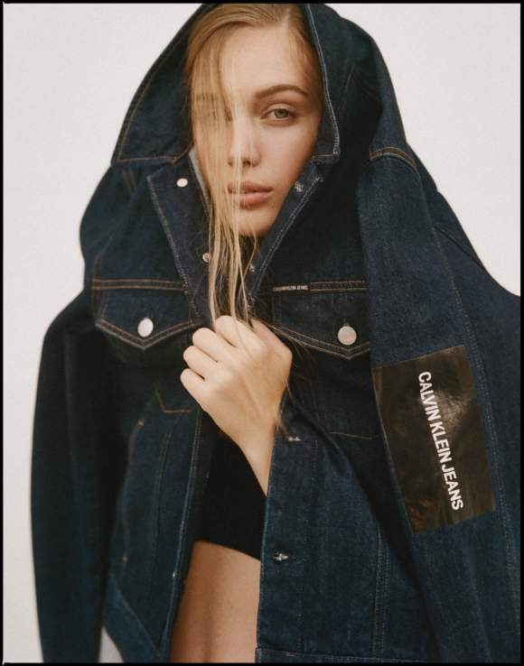 Karolina Egersdorfova by Connor Langford