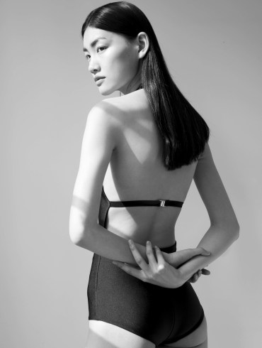 Xiaomeng Huang by Yuvali Theis