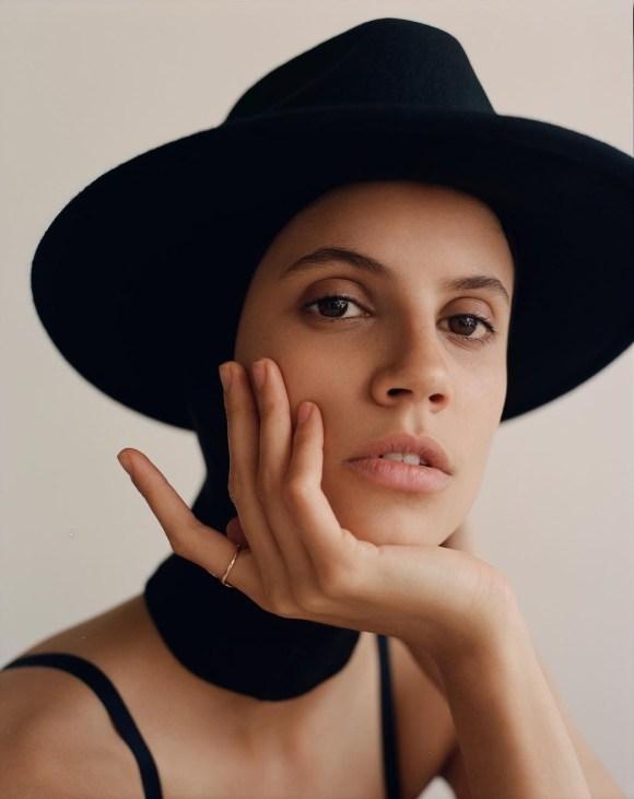 Antonina Petkovic by Anya Holdstock