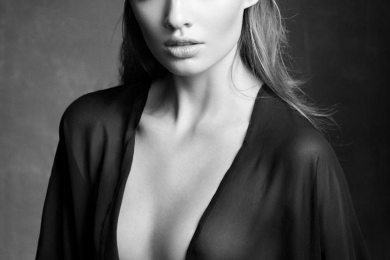 Polina Litvinova by Konstantin Kryukovskiy