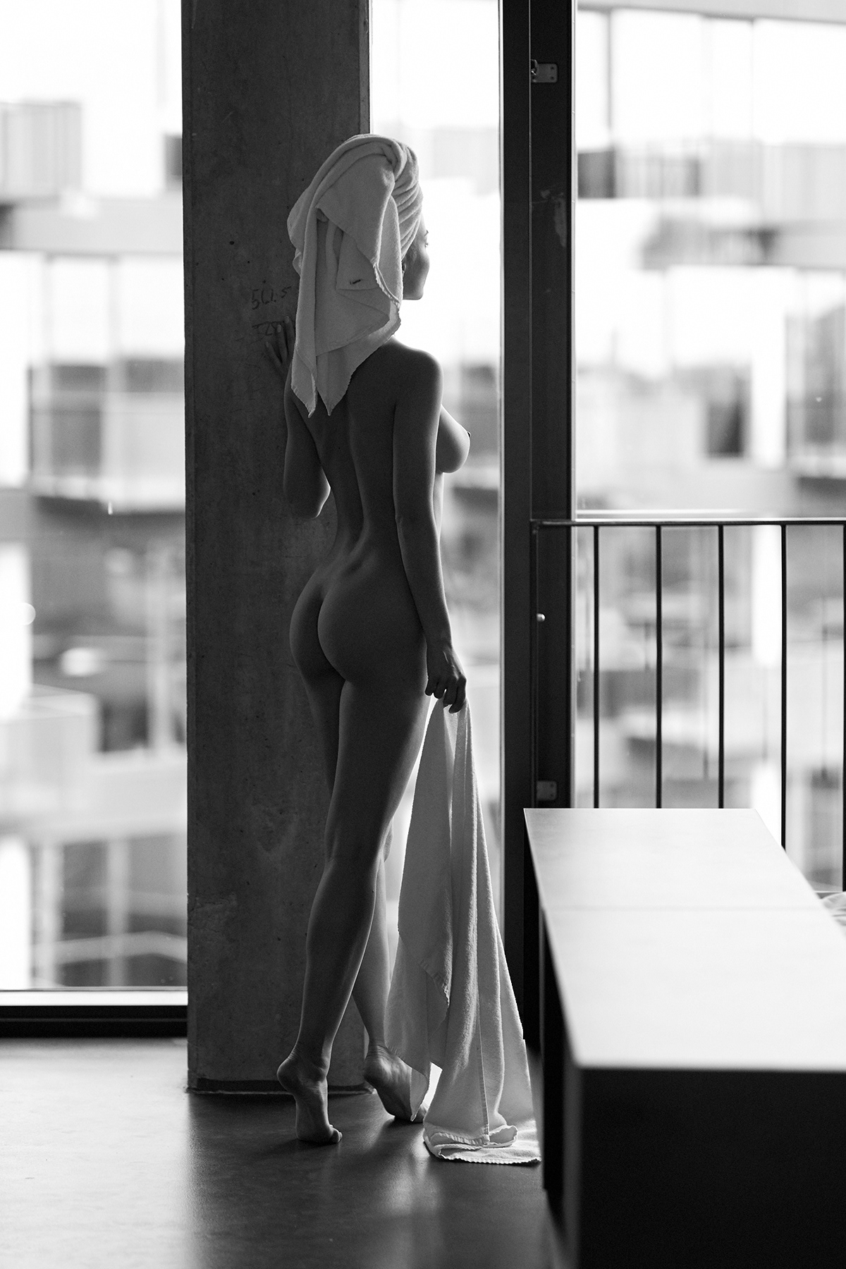 Natalia Andreeva by Joakim Karlsson