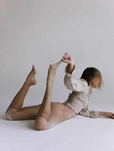Yuliya by Alina Chopenko