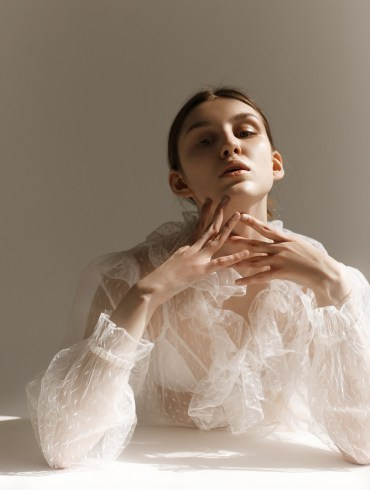Portraits by Alina Chopenko