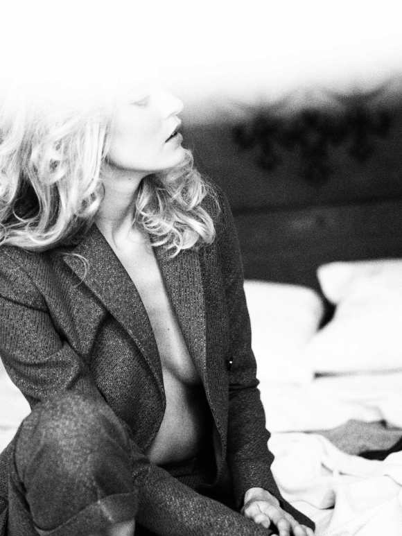 Martha Hunt by James Wright for So It Goes