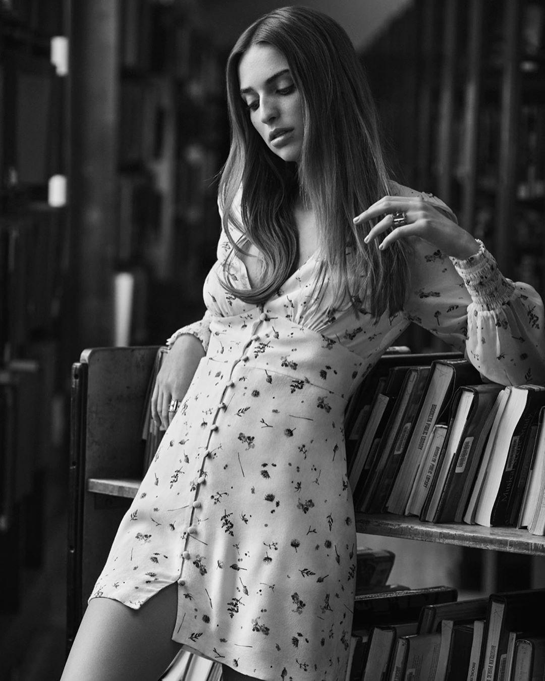 Talita Von Furstenberg by Michael Schwartz for Vogue Mexico