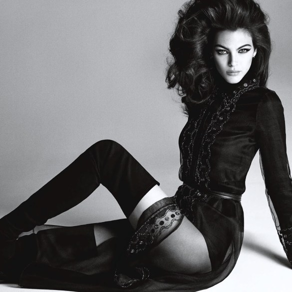 Vittoria Ceretti by Luigi & Iango for Vogue Japan