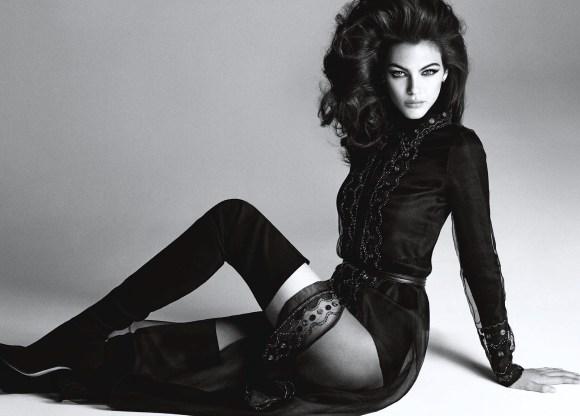 Vittoria Ceretti by Luigi & Iango for Vogue Japan
