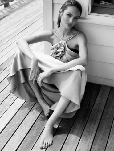 Candice Swanepoel by Adam Franzino for Vogue Hong Kong