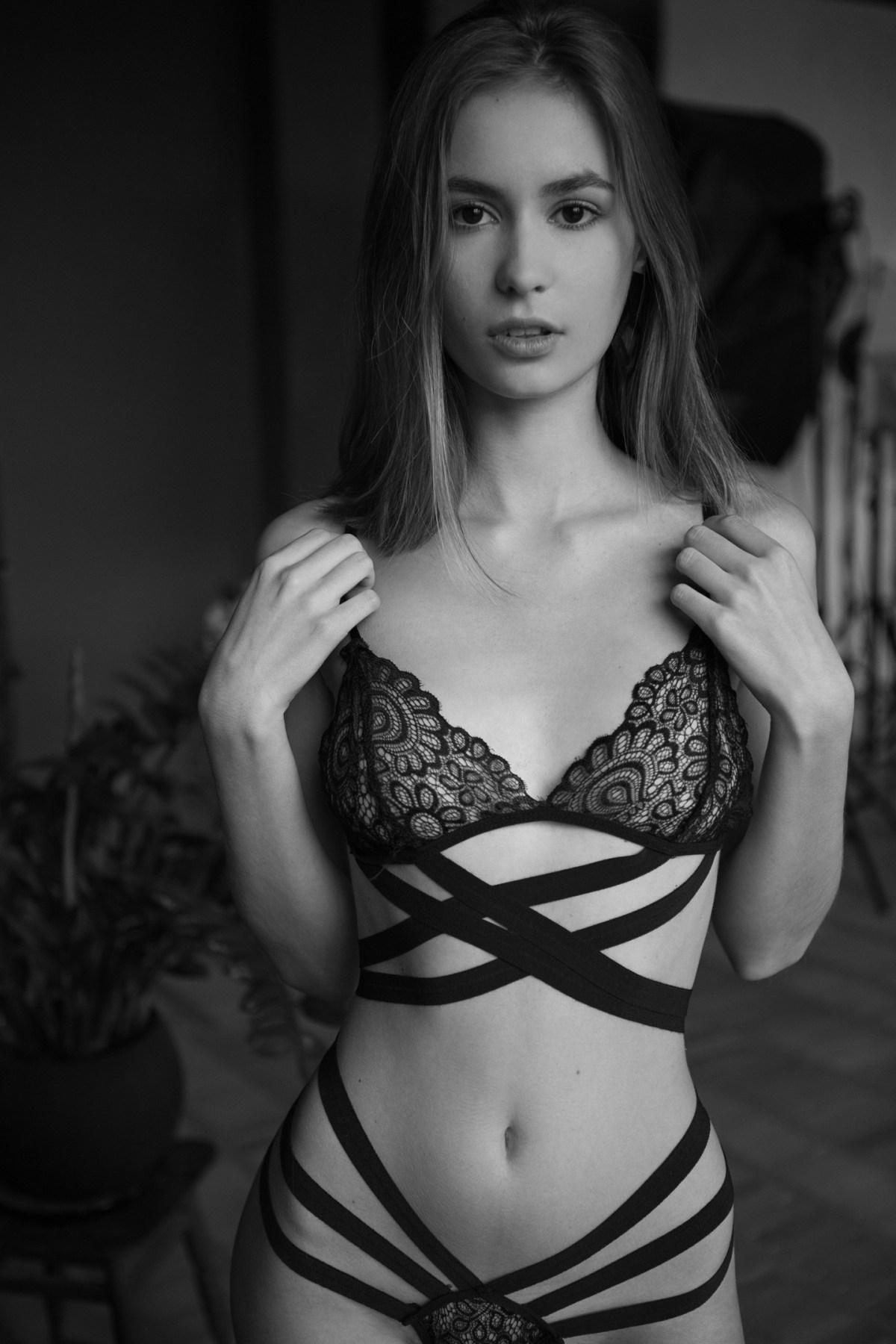 Katya by Alex Nemalevich