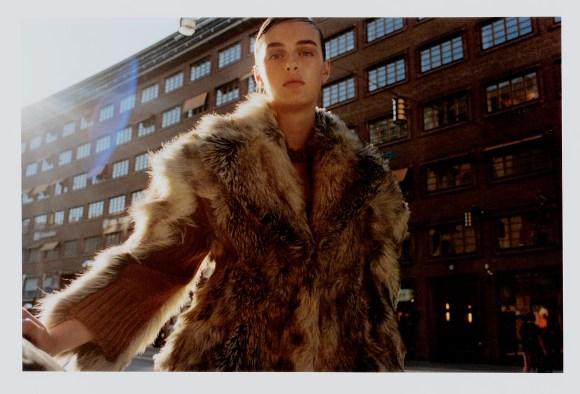 Emma Poilblanc by Luca Campri for ODDA Magazine