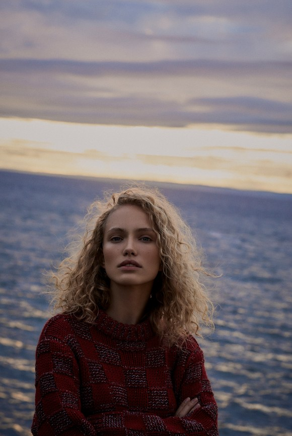 Kimberly van der Laan by Kate Davis-Macleod for Vogue Ukraine