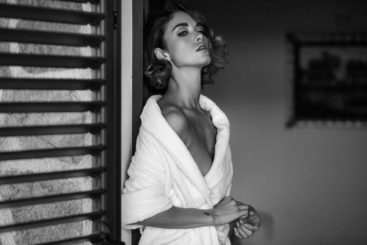 Viktoria Yarova by Sacha Leyendecker