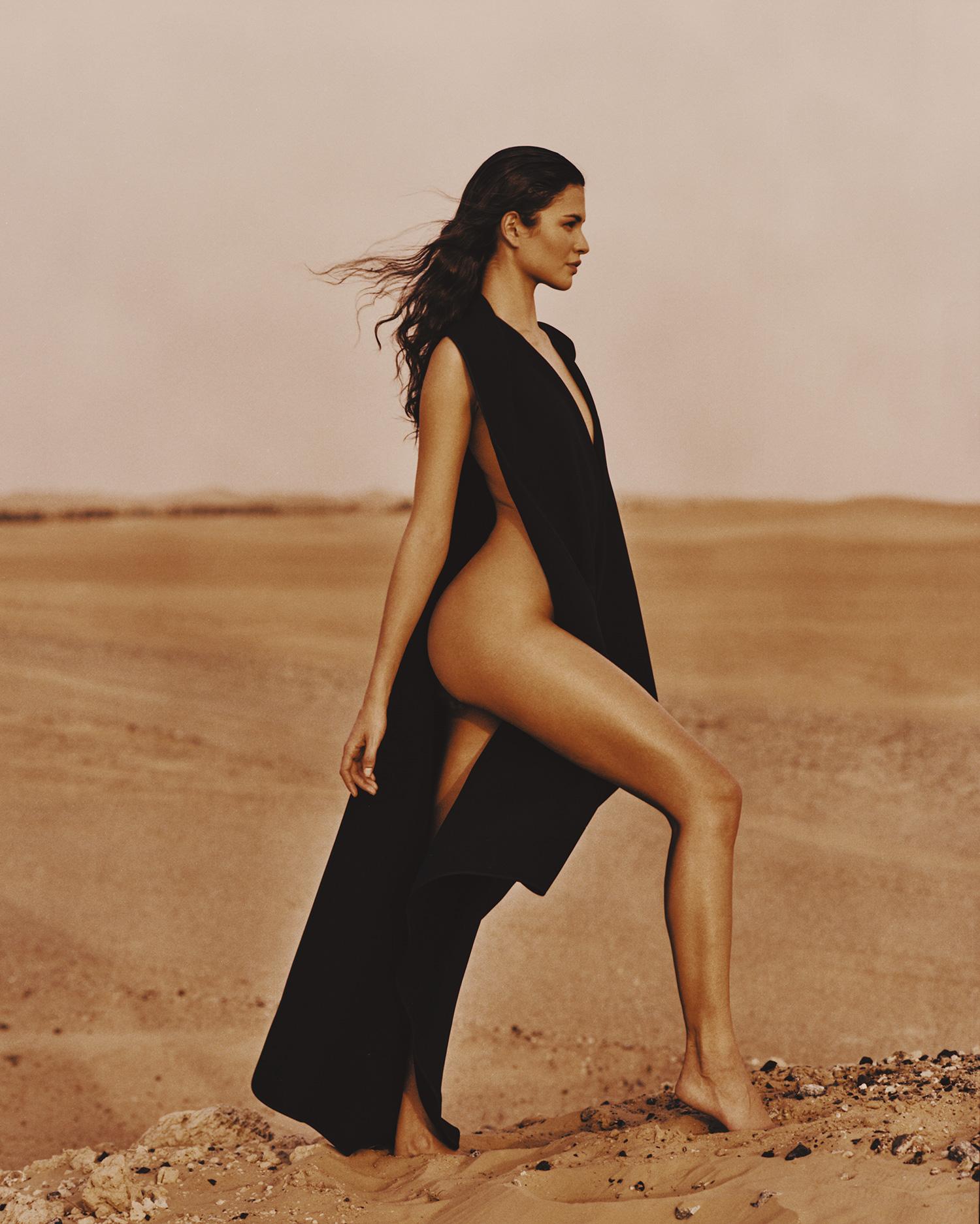 Fernanda Chaves by Greg Adamski for Factice Magazine
