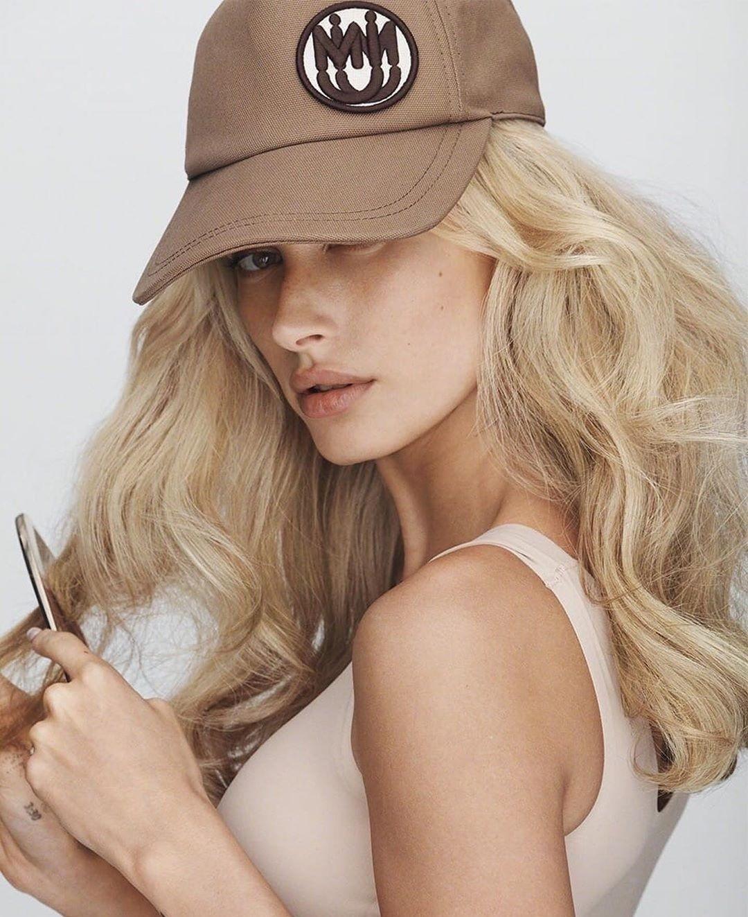 Hailey Baldwin by Cass Bird for Vogue Hong Kong