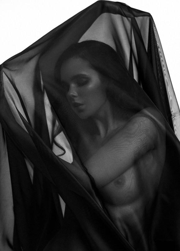 Ksenia Andreevna by Artemy Mostovoy