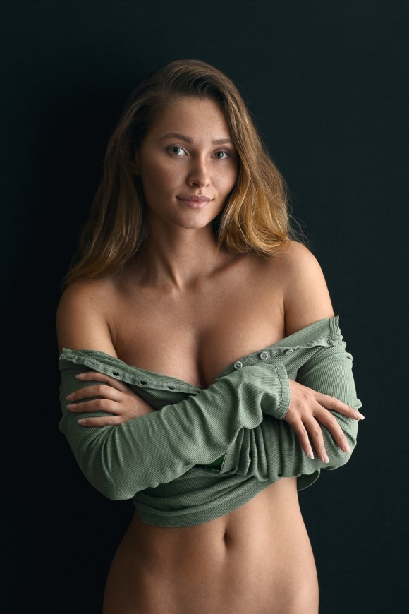 Ksyusha Zhavoronok by Dmitry Elizarov