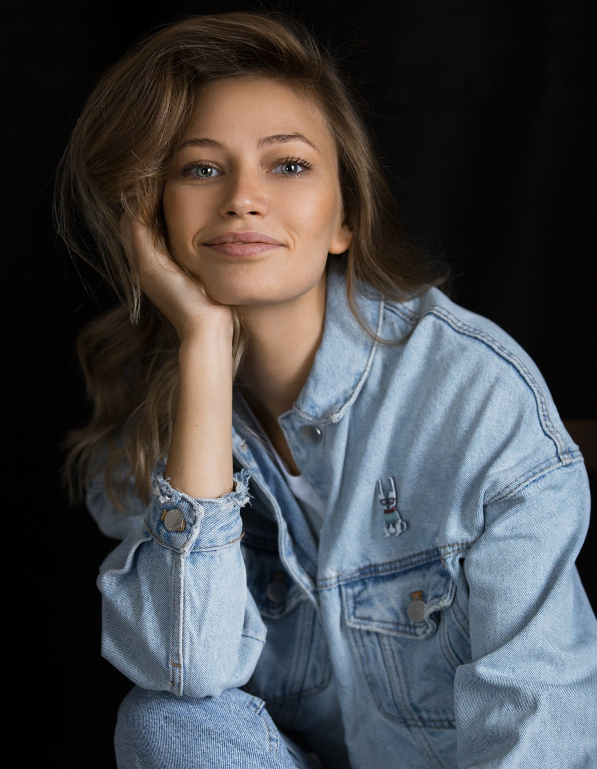 Natasha Golubeva by Ilya Baranov
