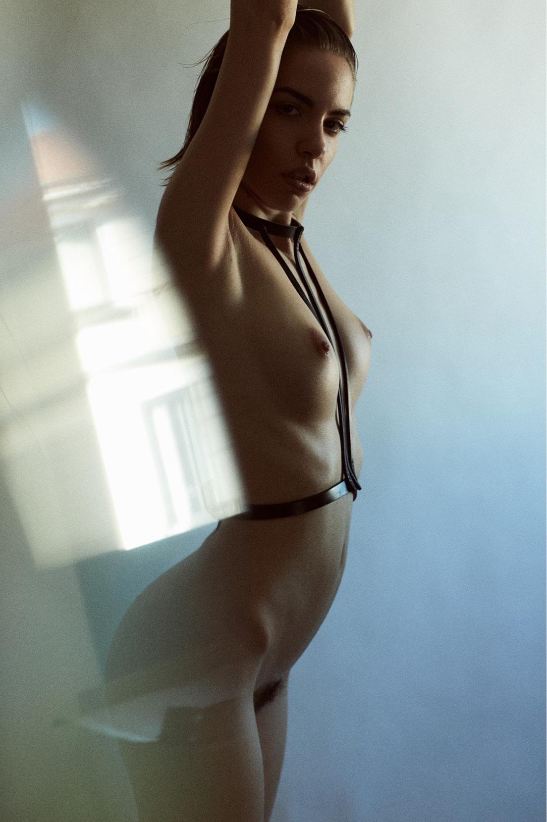 Rebecca Bagnol by Matthieu Sonnet