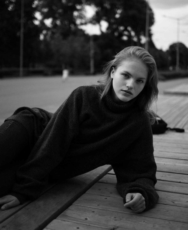 Portraits of Irina Antoshkina