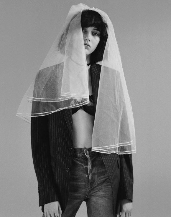 Sofia Steinberg by Mark Kean for Interview Magazine