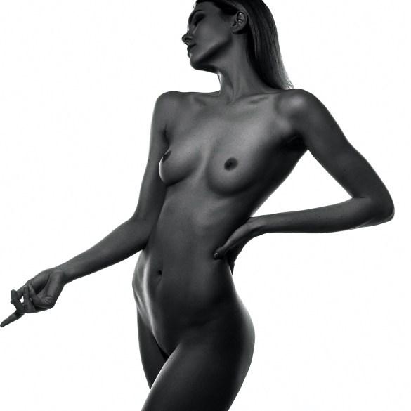 Anastasia Isaeva by Denis Nemyachenko