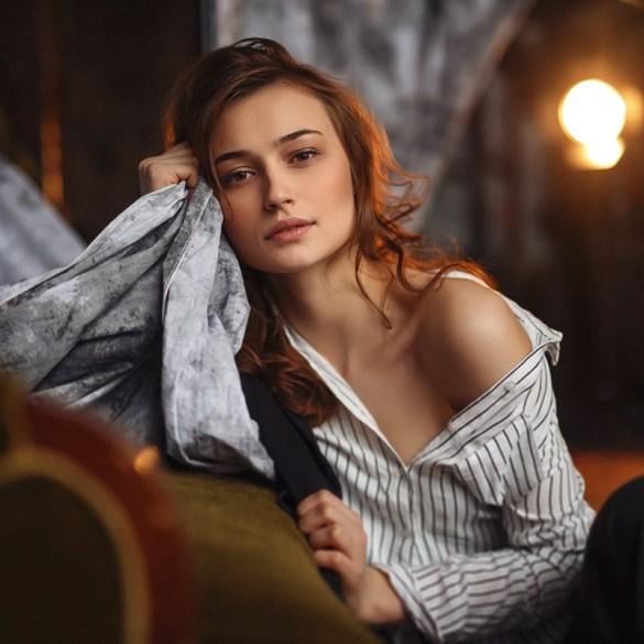 Alina Ivanova by Dmitry Trishin