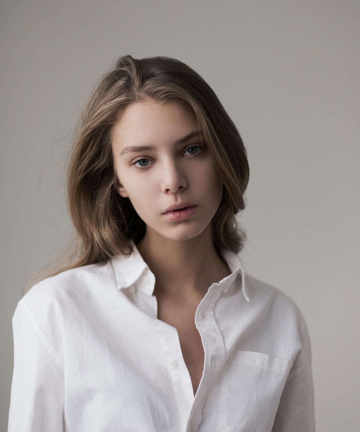 Kate Banshchikova by Vika Vlasova