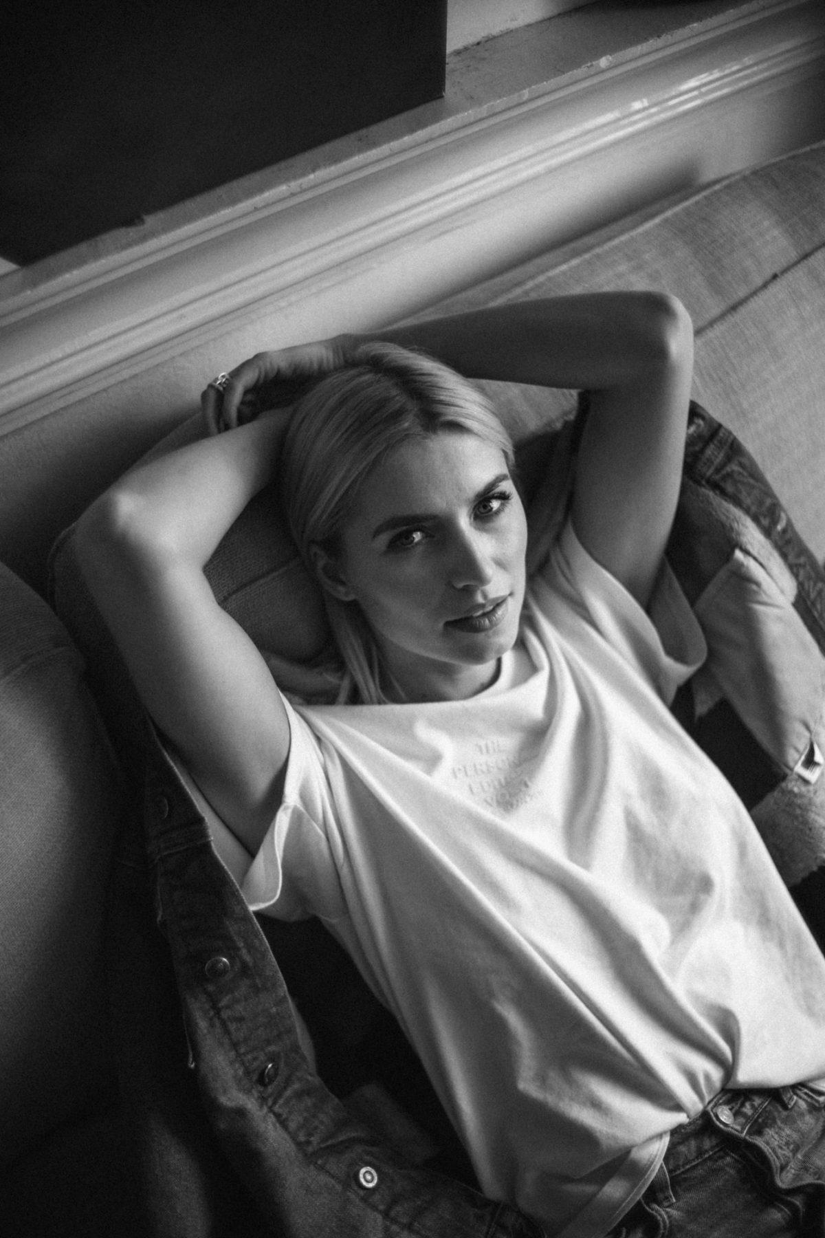 Lena Gercke by Andre Josselin