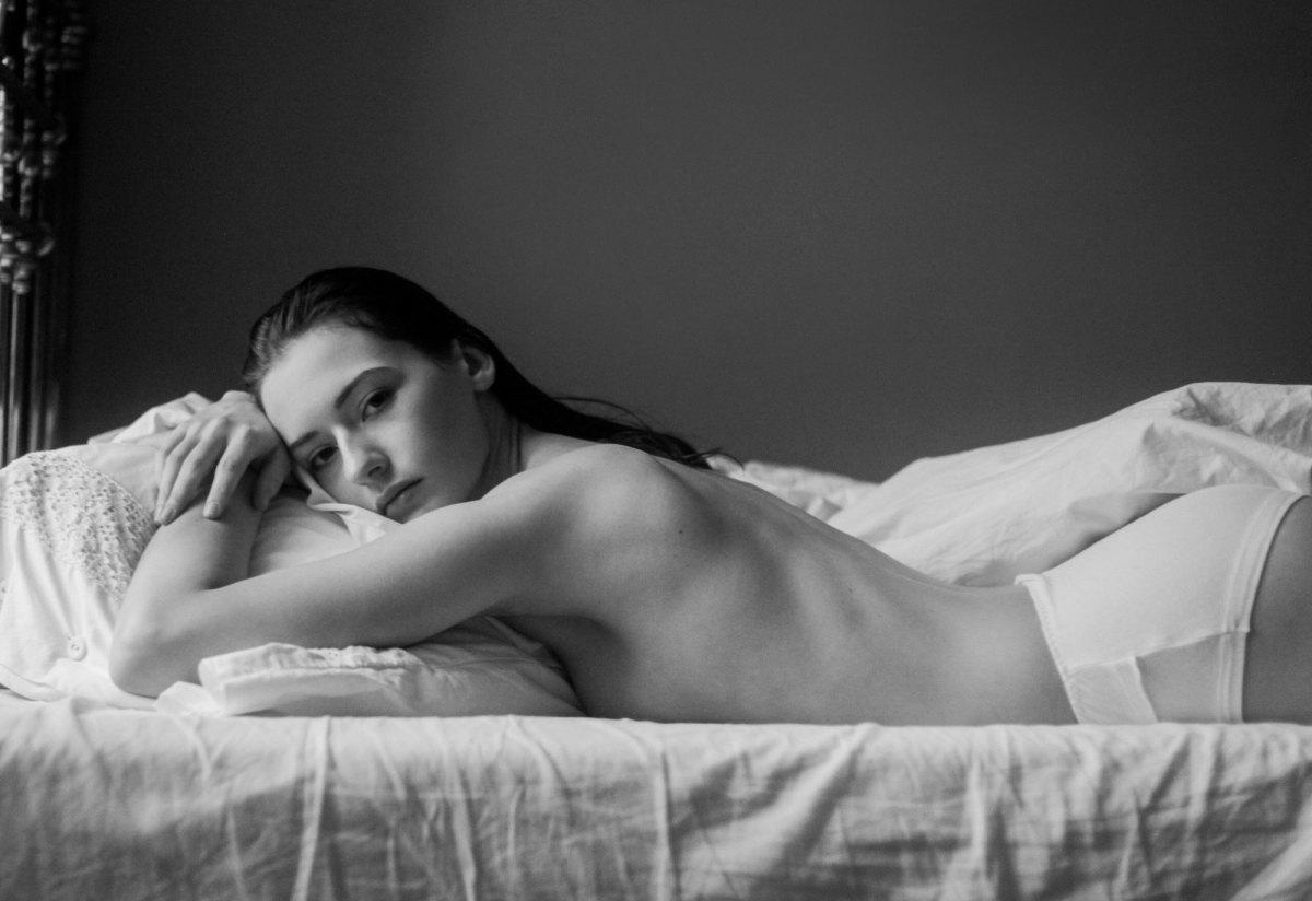 Valeriya Perfilyeva by Daria Romanova