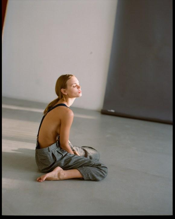 Anastasiya Scheglova by Alina Korneeva