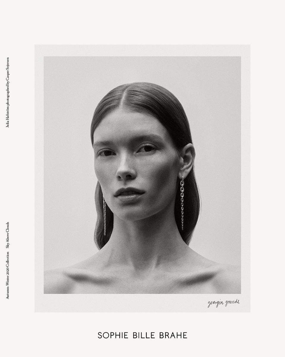 Julia Hafstrom by Casper Sejersen