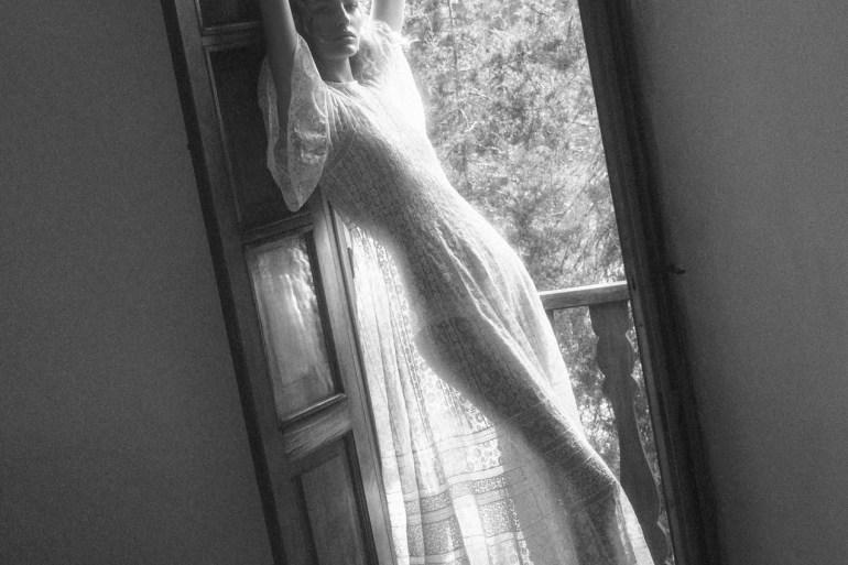 Edita Vilkeviciute by Quentin De Briey for Vogue Paris 2
