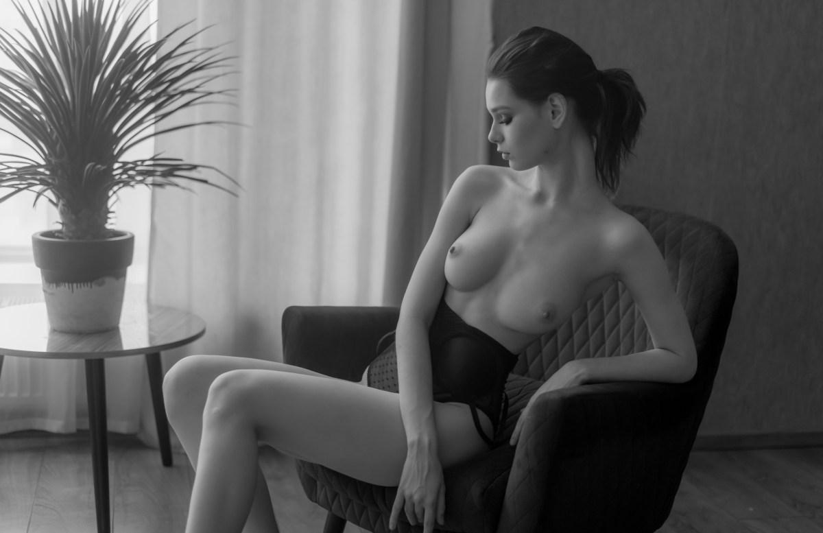 Irina Telicheva by Viktor Tsirkin