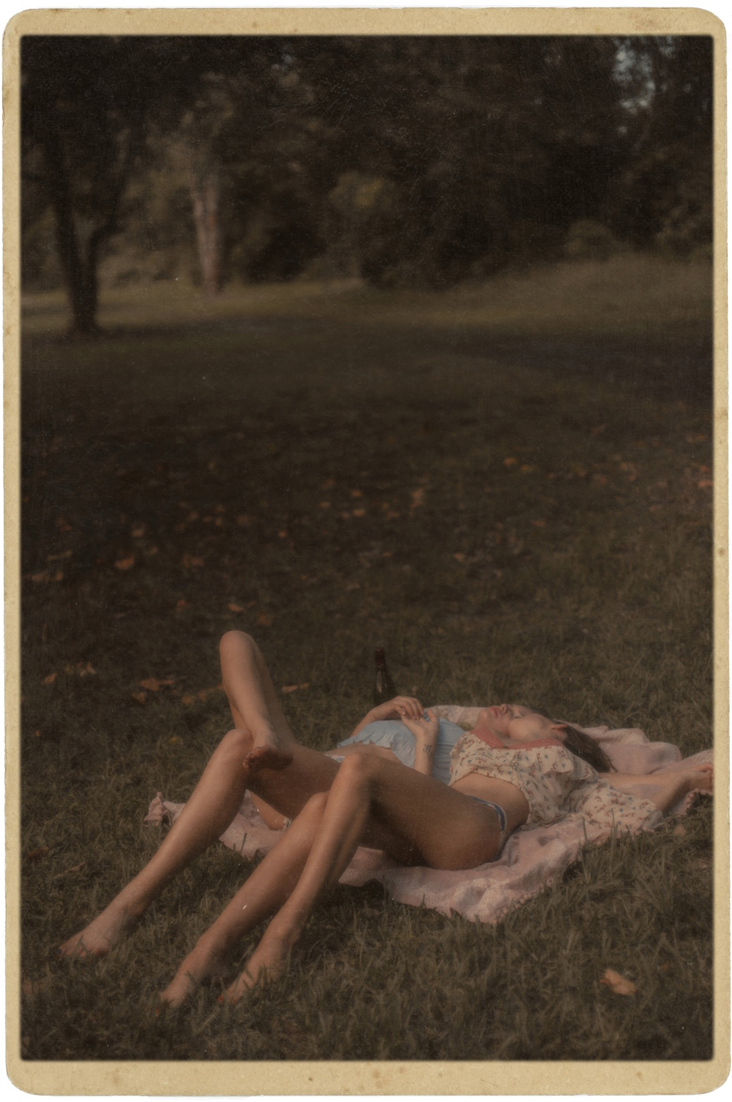 Portraits of Maria Morozova & Anastasia Sherepa