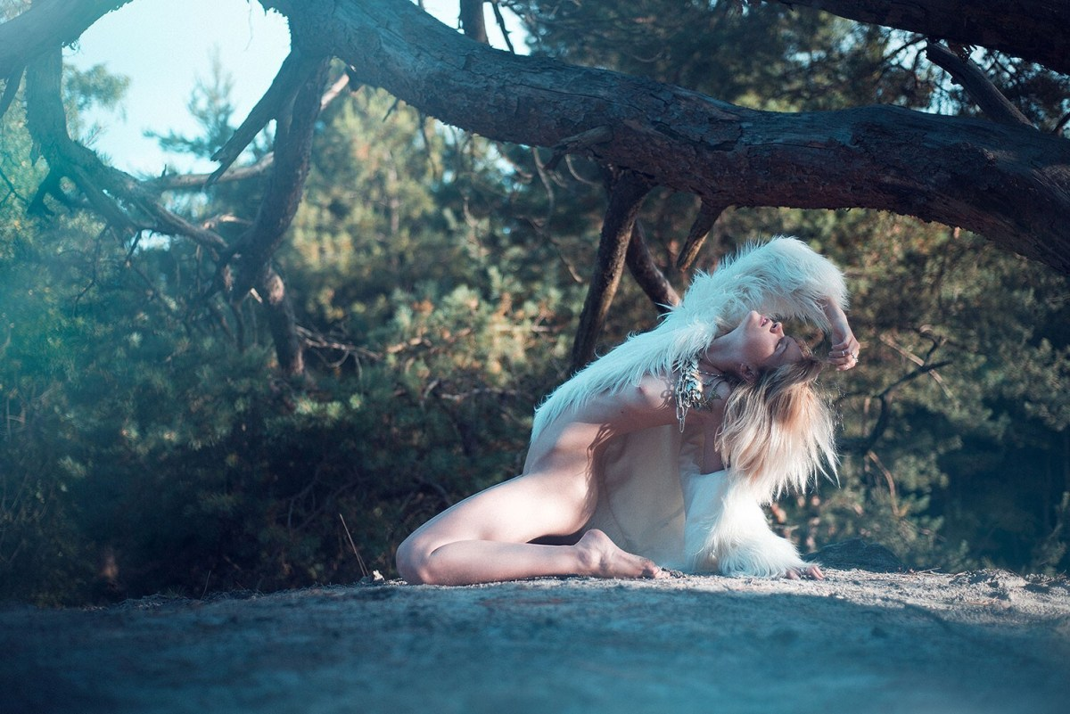 Eva Biechy by Ludovic Taillandier